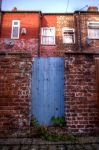 The Blue Door HDR by johnwaymont