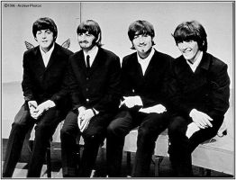 Beatles by tobeyfan94