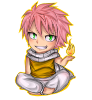 NATSU by Lucy-H9