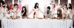 The Last Supper by MattaeusBall