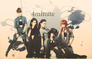 4minute - huh by Nobuyuki7