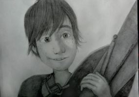 Hiccup by Viky1234xx