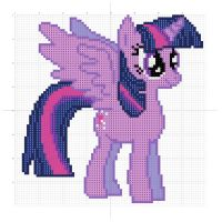 Twilight Sparkle Alicorn by Stinnen
