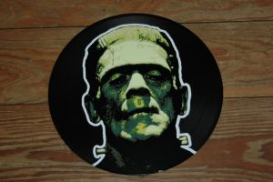Frankenstein Monster by BombingCat