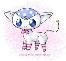 New Species: The Pockit! by ForeverFluffyAdopts