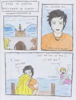 MoA percabeth luv scenes by doodlingsketch