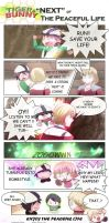 [Comic] Tiger and Bunny Next of the Peaceful World by Kauthar-Sharbini