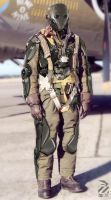 Vintage pilot by duster132