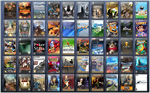 Game Icons 62 by GameBoxIcons