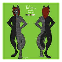 Talos reference by Cervides
