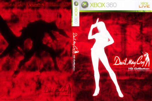 Custom Devil May Cry Collection Cover3 Stylish 360 by Billysan291