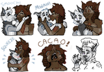 Raithe And Jonsi Telegram Stickers 5 by TECHNlCOLOUR
