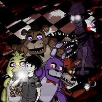 FNAF NightWatch by Jay-bis