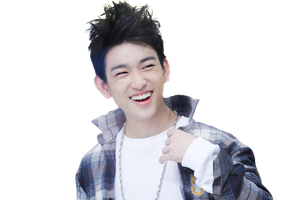 JR. (Park Jin Young) Render 3 by 4ever29