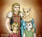 Notes on Racial Phylogeny, 8th edition [C] by KittehMei