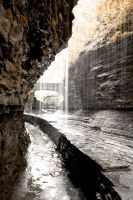 String Waterfall by searas