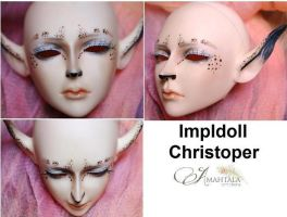 Impldoll Christoper by Atelier-Cynamon