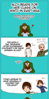 This is Your Brain on Hetalia by Alcnolien