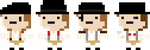 A Clockwork Orange Pixel by GengarGirlCat