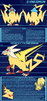 Assembly Arena: Synermon Reference Sheet by Chronic13lue