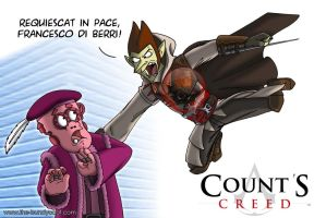 Count's Creed by The-Bundycoot