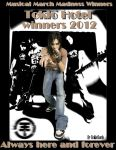 TOKIO HOTEL WINNER  2012 by TokioParis