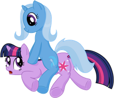 The Great and Powerful Masseuse! by transparentpony