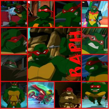 TMNT:: Raph: college: 2003 by Culinary-Alchemist