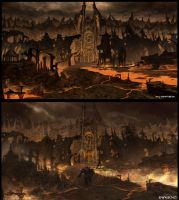 Dantes Inferno 2 by Tonywash