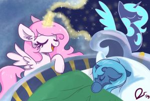 Lullaby for a Sister by DreamscapeValley