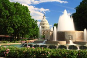 Stock: Capitol Fountain by Celem