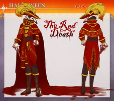 The Red Death by silver-dragonetsu