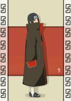Uchiha Itachi by sharingandevil
