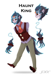 Haunt King by XombieJunky