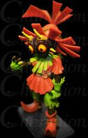 Loz MM - Skull Kid by Championx91