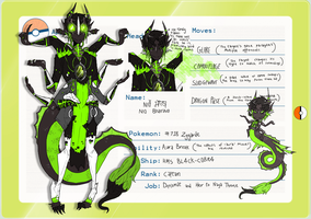 [JIRACHISTATION] Nio Bhairava the Zygarde [APP] by Madomon