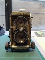 Mamiya c330 by WETkitchen