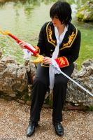 Code Geass -  Sword of Destiny by Nekucosplay