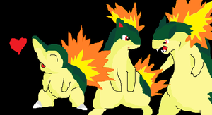 Cyndaquil 2 by jason-the-13th