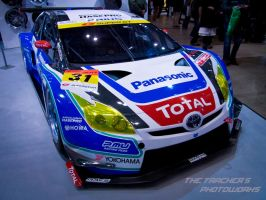 Toyota Prius GT300 by thetrackers
