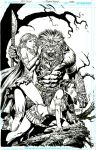 Warlord of Oz cover David Finch Richard Friend by Blasterkid