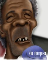 """CARICATURE """"O ADRIANO TA ME OUVINDO?"""" by alemarques21"""