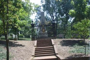 Jefferson's Grave by babygirl38
