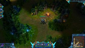 League of legends FrostBlade Irelia overlay remade by SnakkeZz