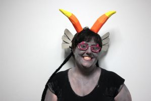 Meenah Peixes cosplay photo no2 by Luvlylexy