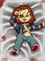 Bride of Chucky: The deadly Groom by Laquyn