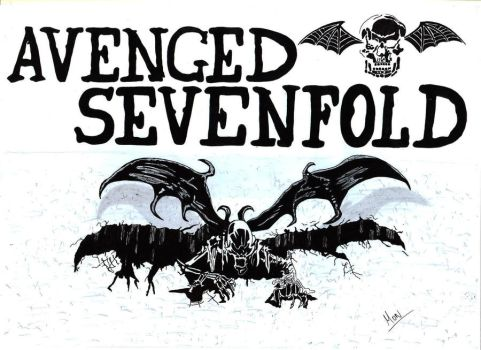 Avenged Sevenfold by MonMonLimon