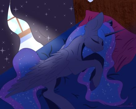 Time for bed by CoffeeVixxen