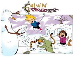 Calvin Trigger by Toadman005