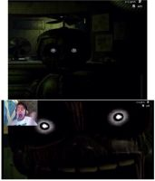 BB [FNAF3 DEMO] JUMPSCARE by Jany-chan17